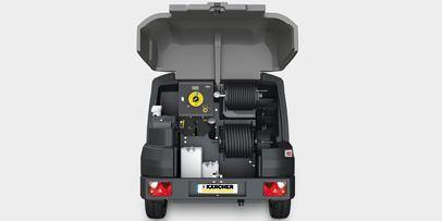Karcher HDS Trailer Pressure Washers