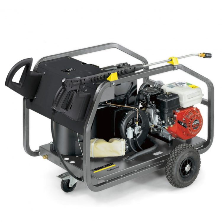 Karcher Mobile Petrol Hot Water HDS 801 B Pressure Washer