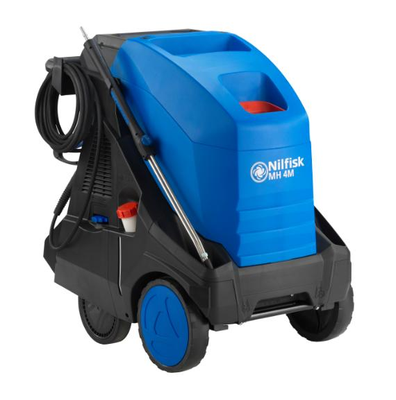 Nilfisk Hot Water MH 4M 100-680 PA Pressure Washer
