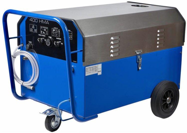 Hot Pressure Washer 400hm Nilfisk