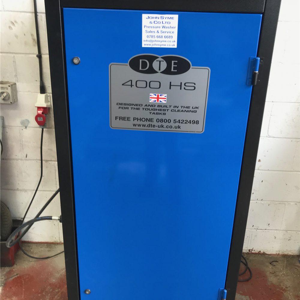 DTE Nilfisk Cabinet Pressure Washer