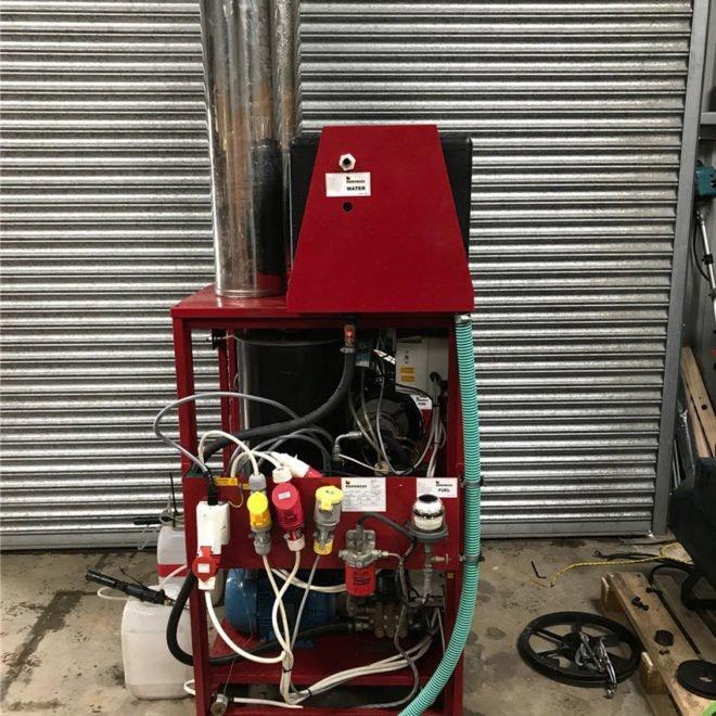 Rhinowash Static Pressure Washer