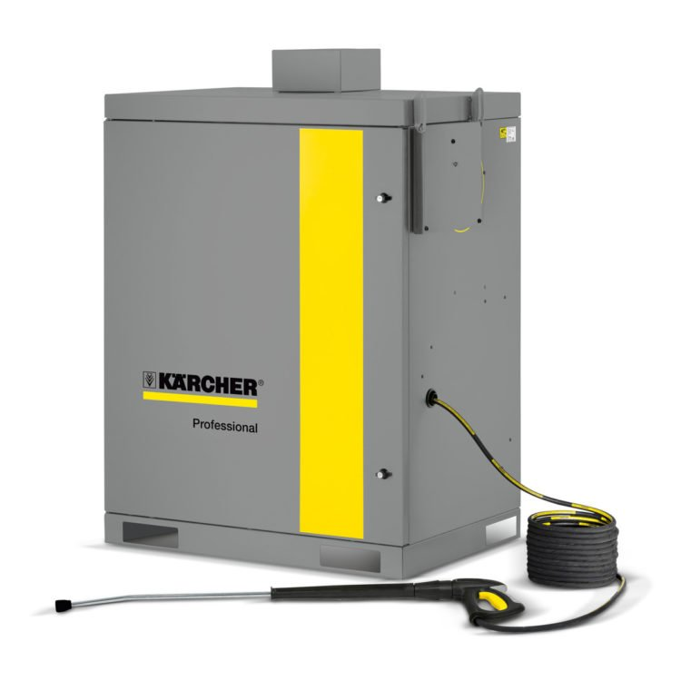 HDS 7/11 Stationary Pressure Washer