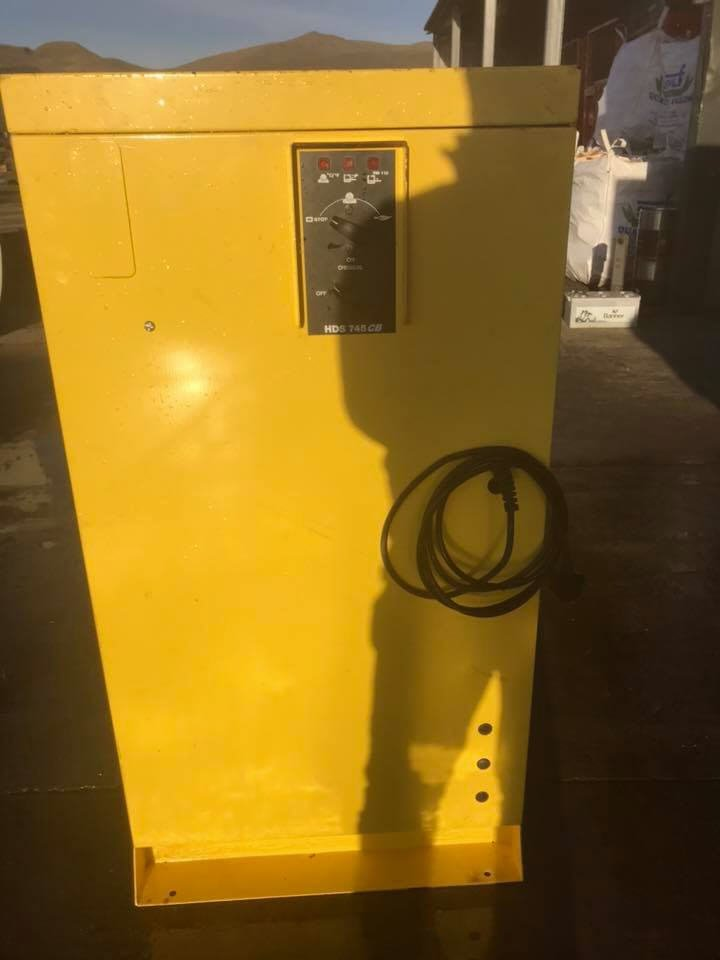 Used Karcher Hds 745 Static Pressure Washer For Sale Alloa