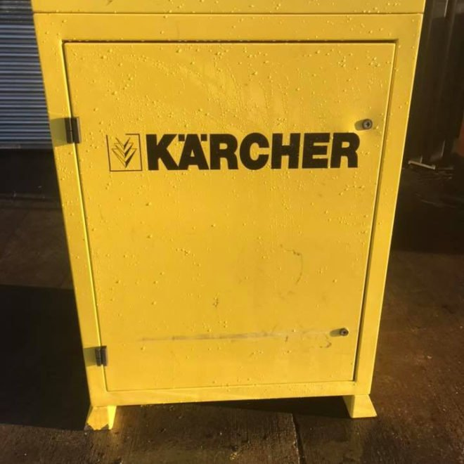Karcher Hot Static Pressure Washers
