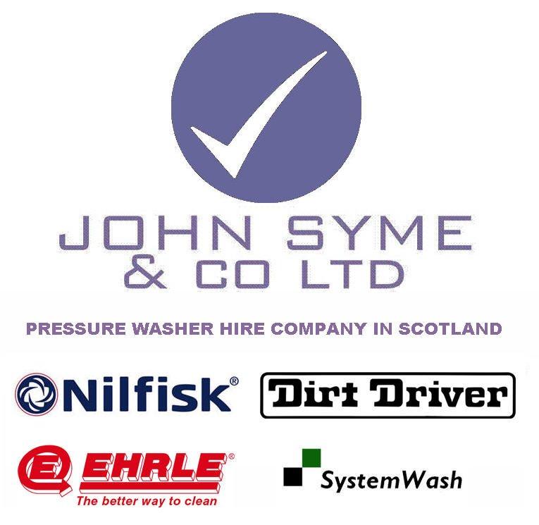 Pressure Washer Hire Scotland