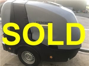 Karcher Pressure Washer Trailers Sold