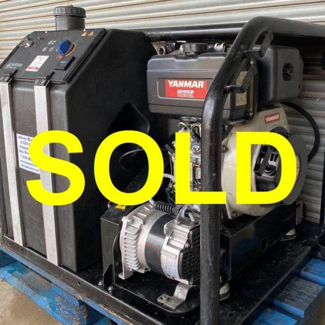 Nilfisk MH DE Diesel Pressure Washer Used