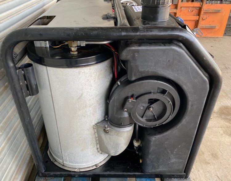 Used Hot Water Washer